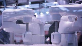 DENSO Robotics Europe at Automatica 2016 Munich, Germany
