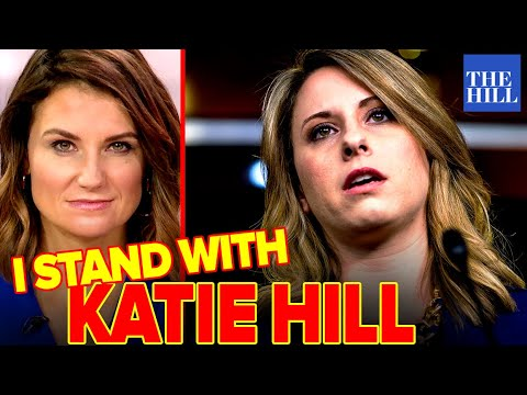 Krystal Ball: My photos were leaked too. I stand with Katie Hill.