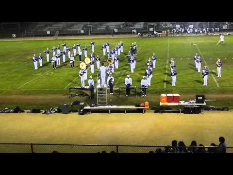 """Cabaret!"" Part 1/2 - Santiago High School Marching Cavaliers"