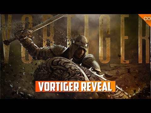Vortiger Reveal! New Sword and Shield Hero First Look - For Honor Vortiger