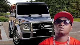 6 EXPENSIVE THINGS OWNED BY KHALIGRAPH JONES 2018
