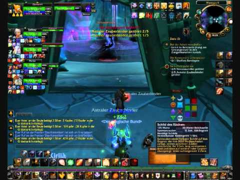 Let's Play World of Warcraft Mit dem Paladin in der Managruft [2]