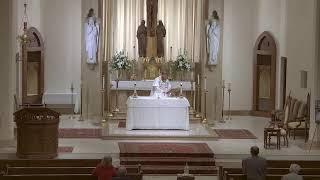 11.11.20 Daily Mass at St. Joseph's