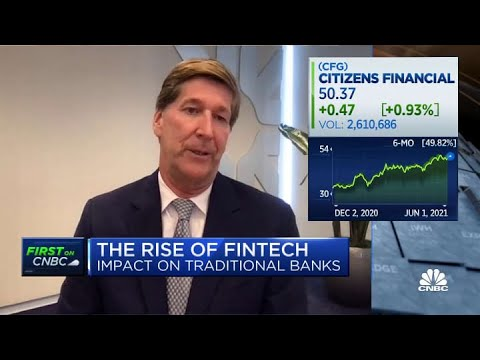 Citizens Financial CEO breaks down its bet on physical banks