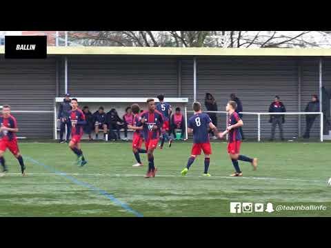 2018 20 01 U17 NATIONAUX PARIS F.C. vs S.M. CAEN