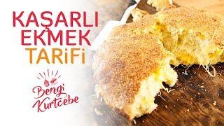 Bol Kaşarlı Ekmek Tarifi I Evde Kolay Ekmek Nasıl Yapılır?