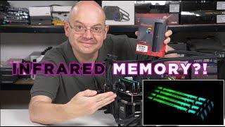 HyperX Predator RGB DDR4 2933mhz - INFRARED Memory ?! WHY?