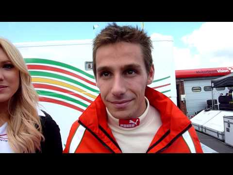 Filipe Albuquerque - A1GP Brands Hatch