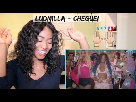 Ludmilla - Cheguei    REACTION