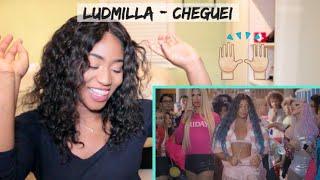 Baixar Ludmilla - Cheguei (Clipe Oficial)   REACTION