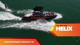 Sneak Peek  2017 Moomba Boats HD