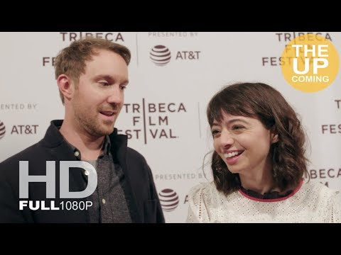 Sam Huntington and Kate Micucci  on Seven Stages to Achieve Eternal Bliss at premiere