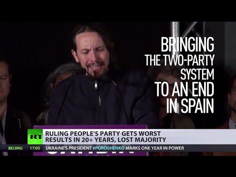 Spanish Shift: Minor parties shine, ruling PP fades,