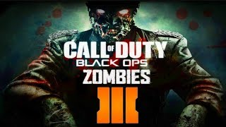 BO3 Zombies - 3 player - Local