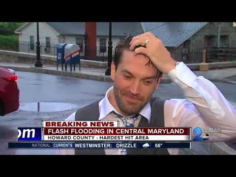 Flash Flooding in Ellicott City