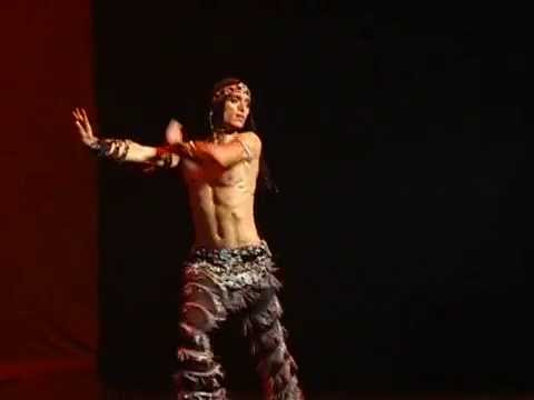 ilhan Karabacak 'Dancing with a Male Belly Dancer'