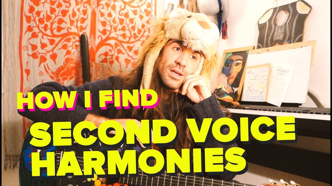 singing tips how i find second voices harmonies youtube. Black Bedroom Furniture Sets. Home Design Ideas