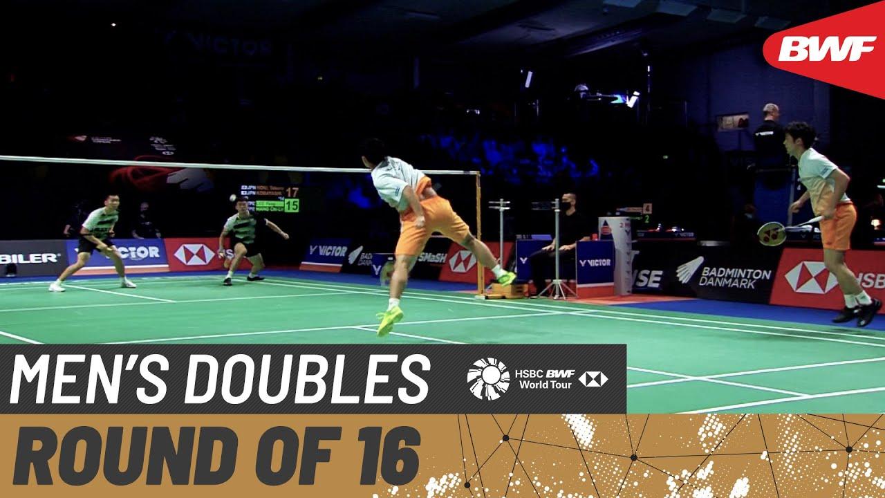 Download VICTOR Denmark Open 2021 | Hoki/Kobayashi (JPN) vs Lee/Wang (TPE) [3] | Round of 16