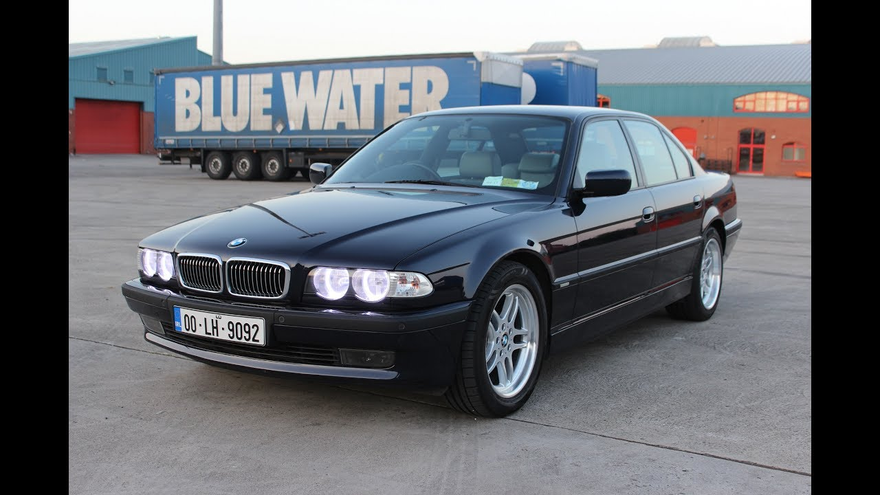 small resolution of i spent 3 months restoring my bmw e38 7 series results