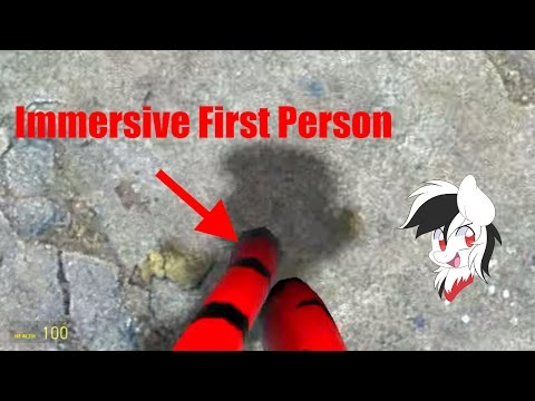 Pony] Pac3 Tutorial #52 - Immersive First Person [HD] - YouTube