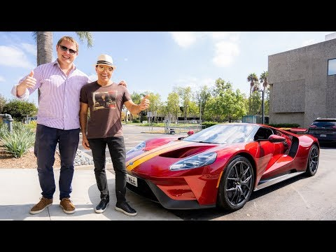 Test Driving Shmee's Ford GT!