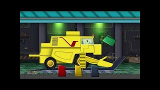 Kids TV Channel | Crane | Car Service and Garage | Futuristic Vehicles for Children | Kids toys