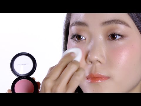 How-To: Hangover Cheeks I MAC Tutorial