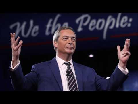 Nigel Farage on Breitbart News Daily (4/20/2017)