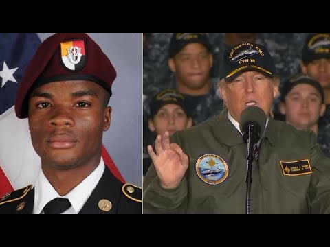 Why Are US Troops In Niger in the First Place?