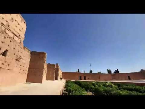 Video Palais El Badii Marrakech