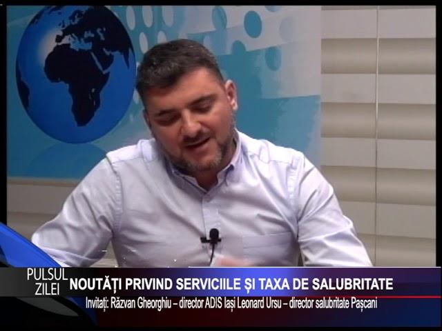 PULSUL ZILEI: NOUTATI PRIVIND SERVICIILE SI TAXA DE SALUBRITATE