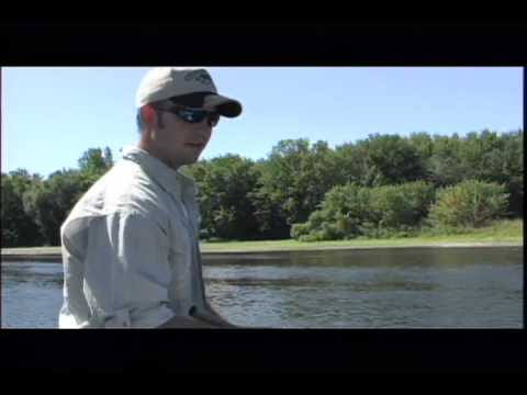 Warners Dock Smallmouth Bass On The Upper Mississippi River In Minnesota