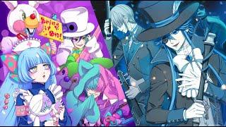 BLASSKAIZ VS Alice×Toxic「音戯の譜~CHRONICLE~ 2nd series 対盤(ライブバトル)編 Möbius/♢WoNdeR PaRTy♦」PV