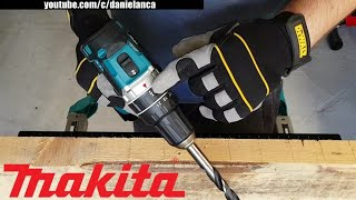 Makita DHP484 Tests & Review