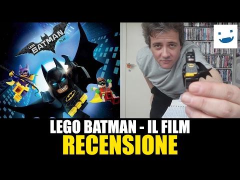 LEGO Batman - Il Film, di Chris McKay | RECENSIONE