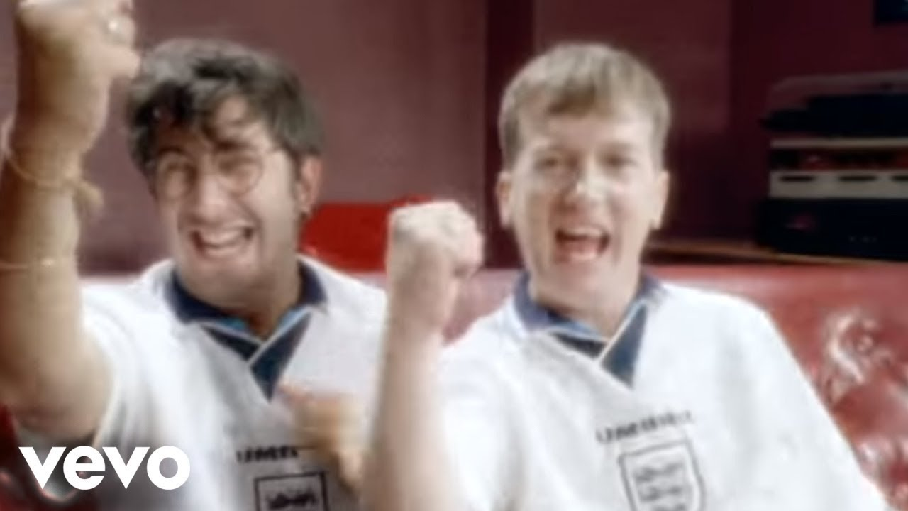 Three Lions  Football s Coming Home   Official Video    YouTube
