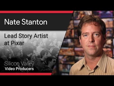 Pixar; Nate Stanton Lead Story Artist [SVVP#9]