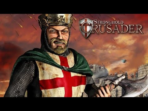 Download Stronghold Crusader  - Gameplay 1vs4   NO COMMENTARY Part 1
