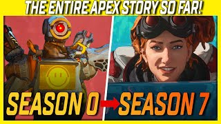 The Entire Apex Legends Story So Far - Season 0 to Season 7 Lore Recap