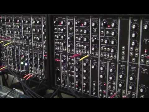 Shepard Tone patch for Analog Modular Synthesizer