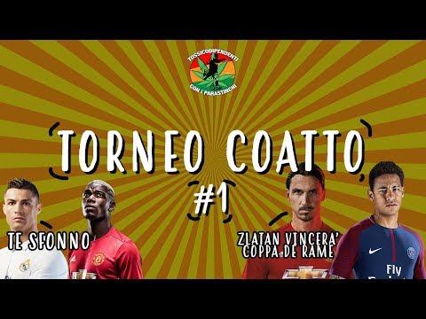 IL TORNEO COATTO DI FIFA: RONALDO VS POGBA/ ZLATAN VS NEYMAR/