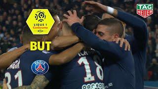 But Mauro ICARDI (10') / Paris Saint-Germain - Olympique de Marseille (4-0)  (PARIS-OM)/ 2019-20