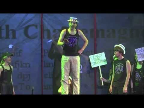 Pippin (UHS) - Act 1 Review