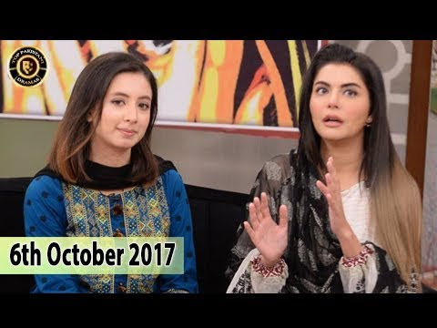 Good Morning Pakistan - 6th October 2017 - Top Pakistani show