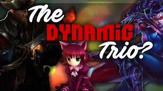Dyrus-Gangplank Support, ft Imaqtpie, Annie Bot