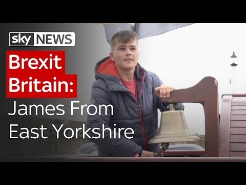 Brexit Britain | James From East Yorkshire