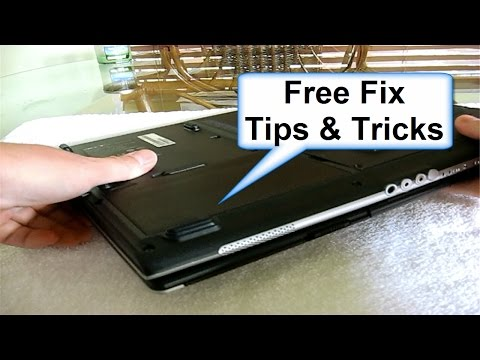 Laptop Battery not charging plugged in, not charging FREE FIX plus Laptop Battery Tips & Tricks