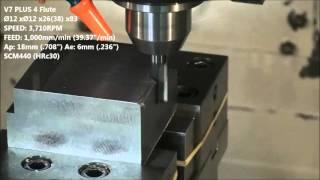 V7 Plus Variable Helix Milling Cutter - Cutwel TV
