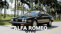 Alfa Romeo GTV6 - Best Classic Under $20K??
