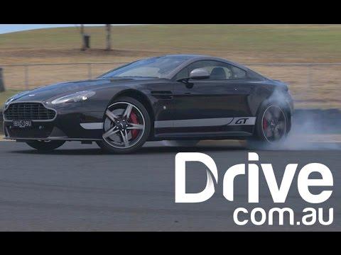 Riding Shotgun with James Bond's Stunt Driver | Drive.com.au